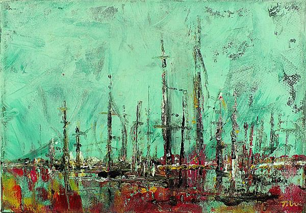 Return to the Docks by Tracey Unwin