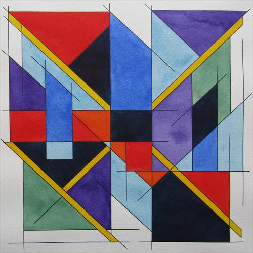 colourlineandspace#8 by Ian Fraser