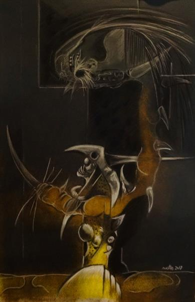 Study of a Nascent Form in the Laboratory 2 by Mark Masters