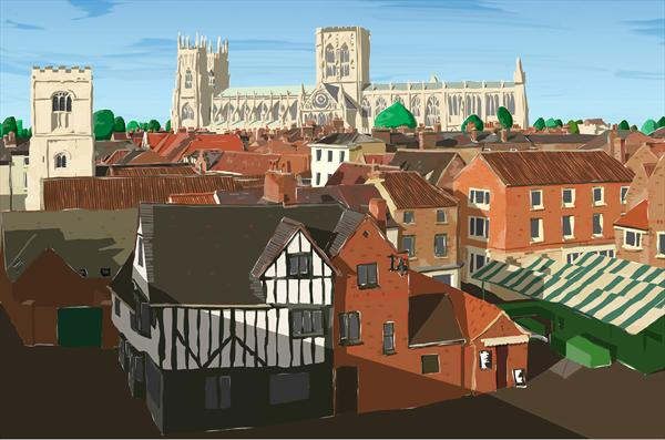 York City by Nick Sellers