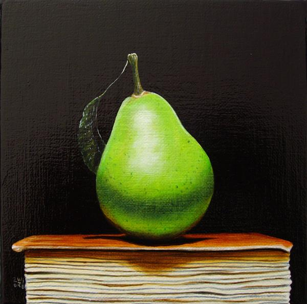 Scholarly pear