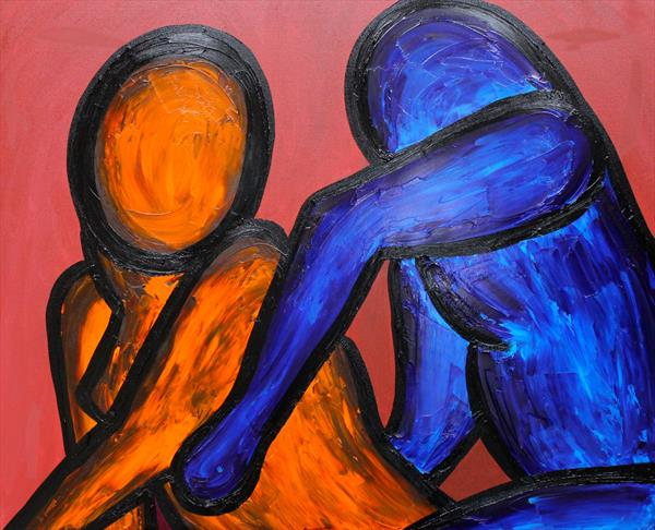 ON THE RUN by Francesco Ruspoli