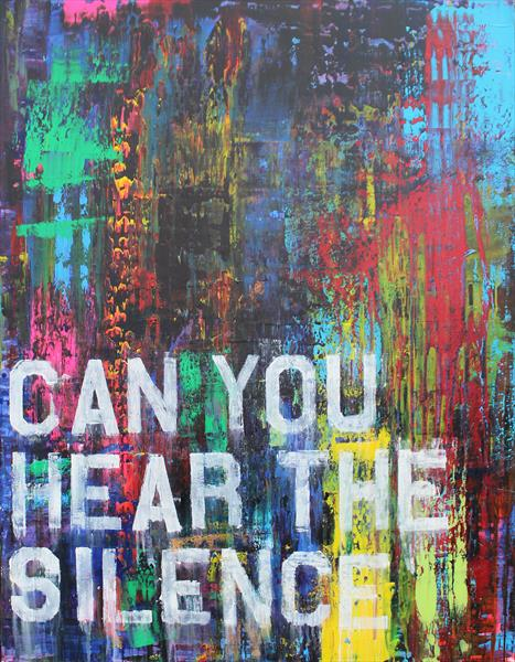Can You Hear The Silence (Fatigue) by Andy Watt
