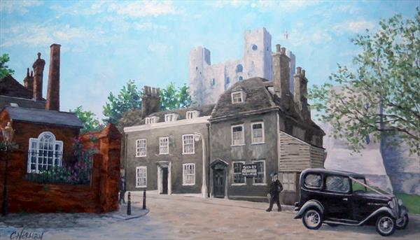 Boley Hill - Past & Present by Chris Norman