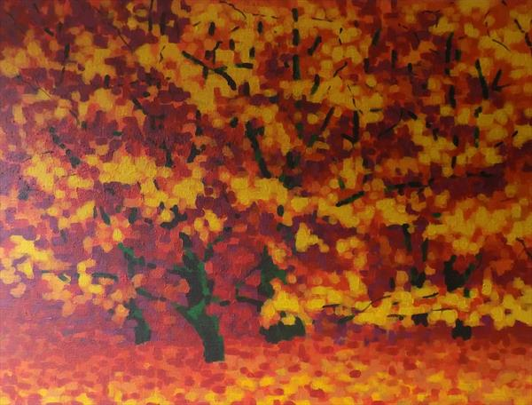As The Leaves Fall by Graeme Robb