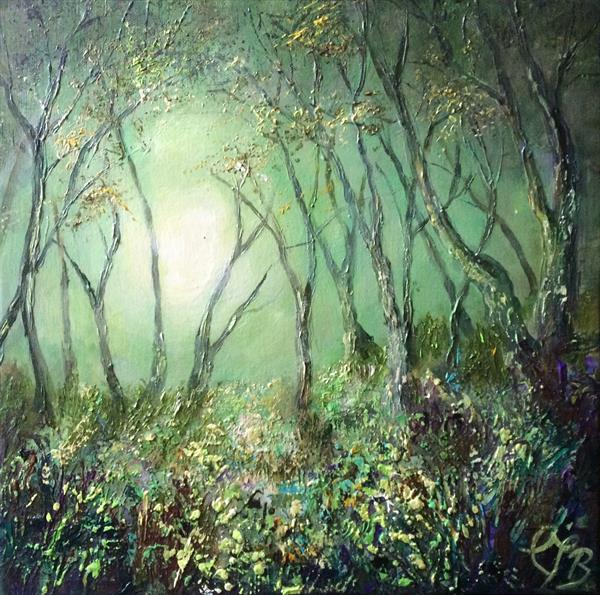 The Green Wood by Colette Baumback