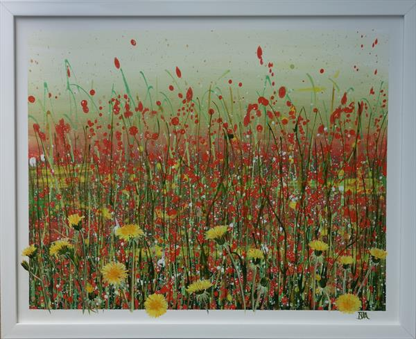 Where Dandelions Grow by Nicola Allen