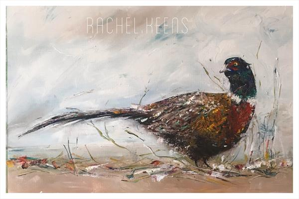 The Pheasant  by rachel keens