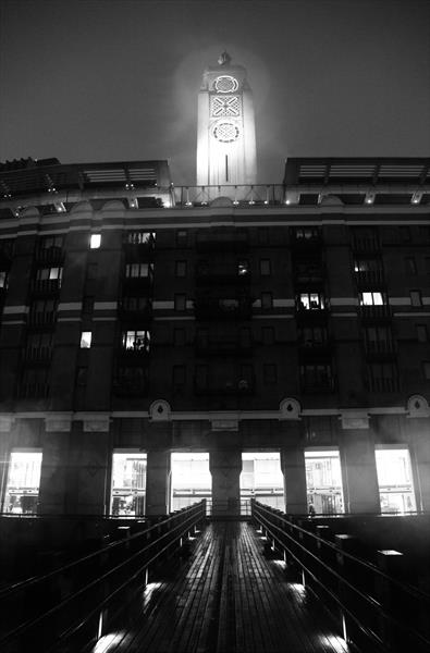 OXO Tower by Jon Spencer