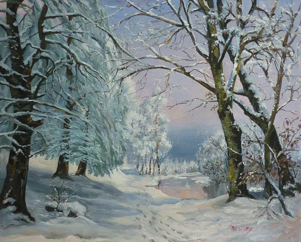 Winter Wonderland by Phil Willetts