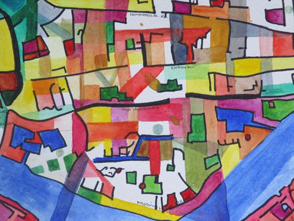 When London Planners Discovered Klee 6/10 by Richard Cole