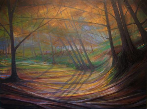 A Walk in the Woods 2 by Michael William Fargher