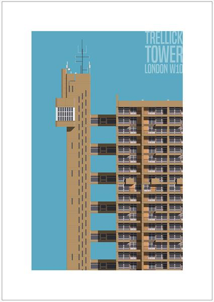 Trellick Tower, London by Charlie Edwards