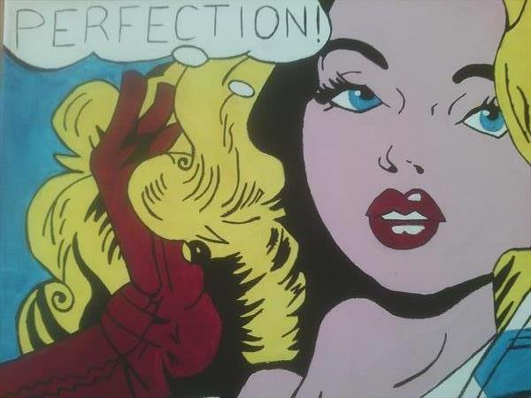 Perfection by Micayla Hayes