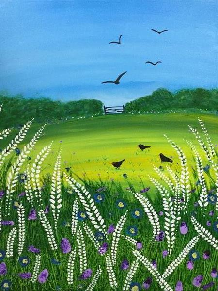 Early Spring by Cheryl Fears