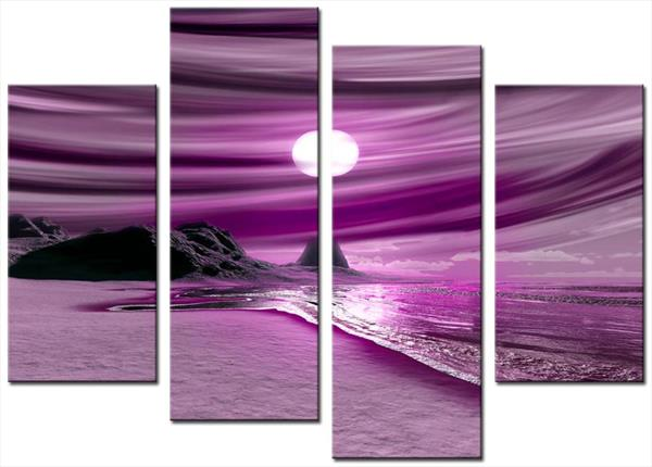 Lazing 4 Set Plum/Pink by Mike Shenton