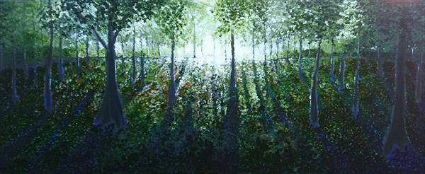 Panoramic Woodland