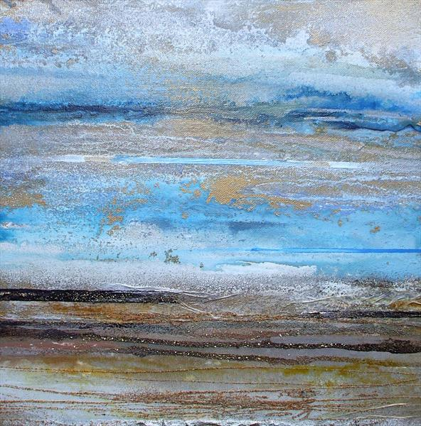 Coast Rhythms & Textures No1 by Mike Bell
