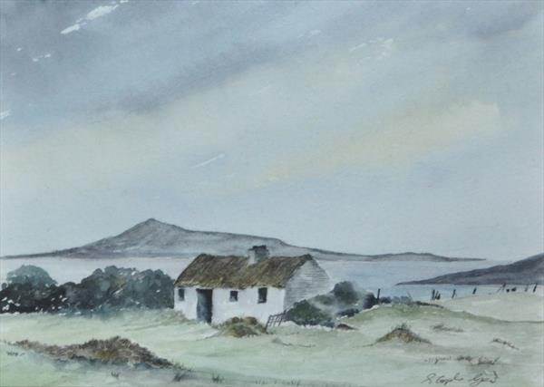 Crofters Cottage by Steve Gent