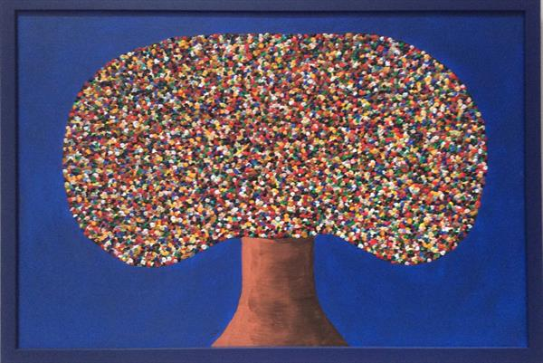 Summer tree by Jane Spiers