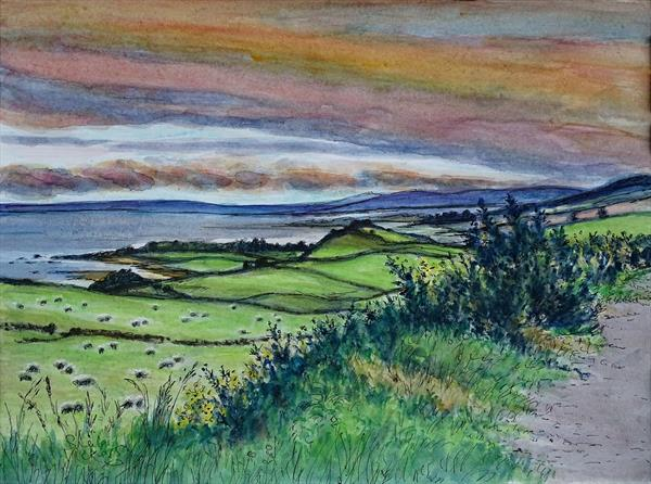 Culgower View by Sheila Vickers