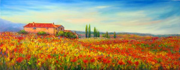 My Tuscany Haven