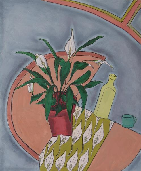 Peace Lily and other things by Melissa Pentney