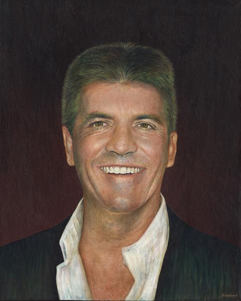Simon Cowell by Sam Westwood