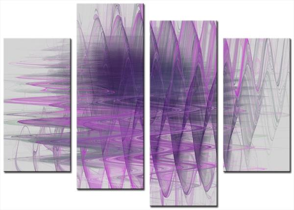 Recall Purple/Violet Grey background by Mike Shenton