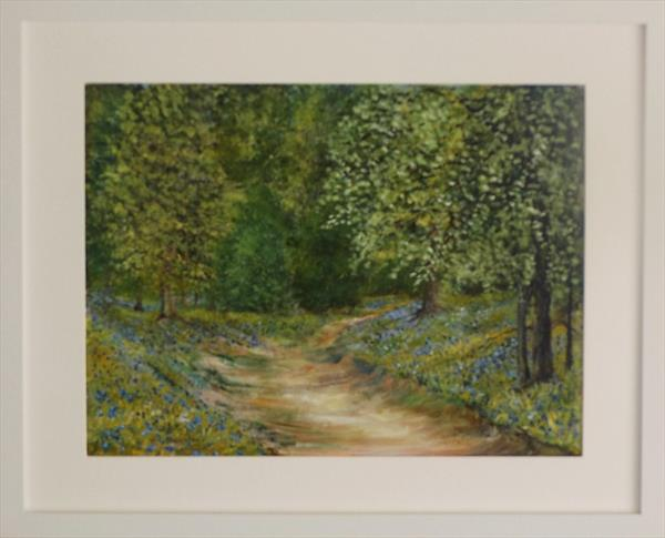 BLUEBELL WOODS by Mary Lancaster