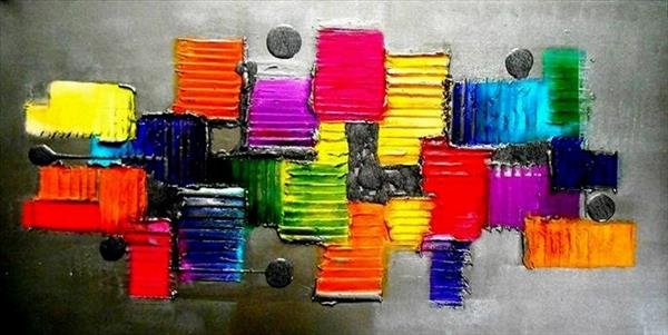 Colour Full (Made to order) by Lisa Vallo