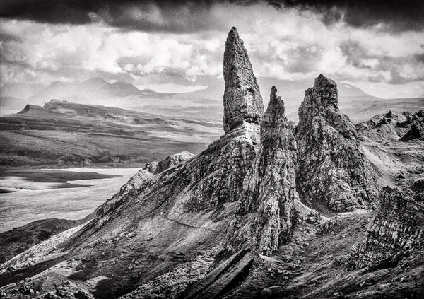 The Old Man of Storr by Jonathan O'Hora