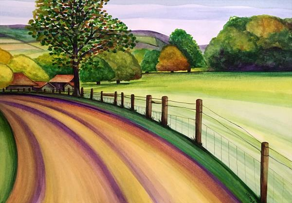 The Country Path by Tiffany Budd