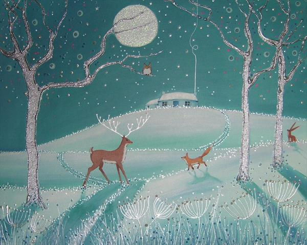 Enchanted Winter ( Reserved for Nicole )