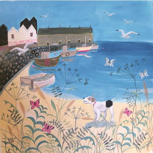 Dog by the Sea by Mary Stubberfield