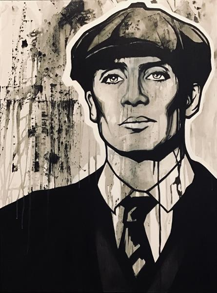 Tommy Shelby by sharon coles