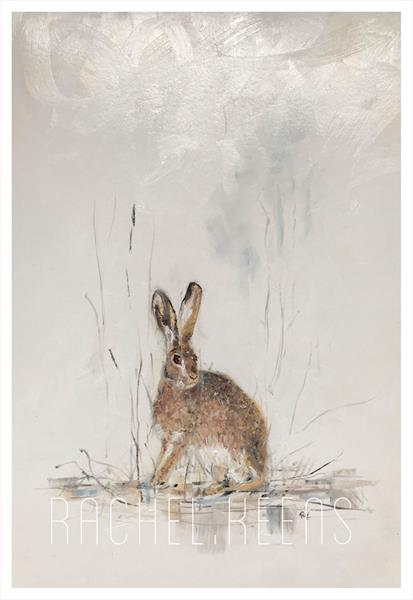 The Hare by rachel keens