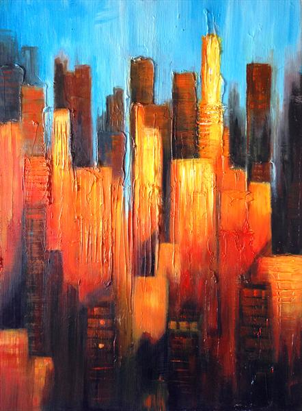 City Heat by Tracey Rowan