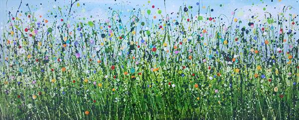 Wild Rainbow Meadows #3 by Lucy Moore