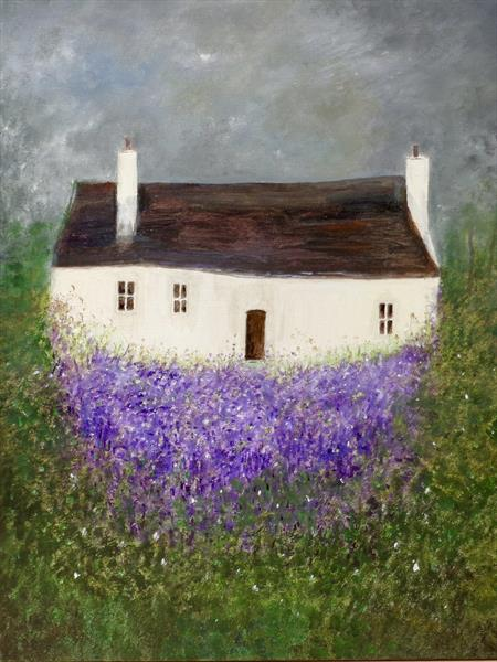 Lavender Cottage by Jean Tatton Jones