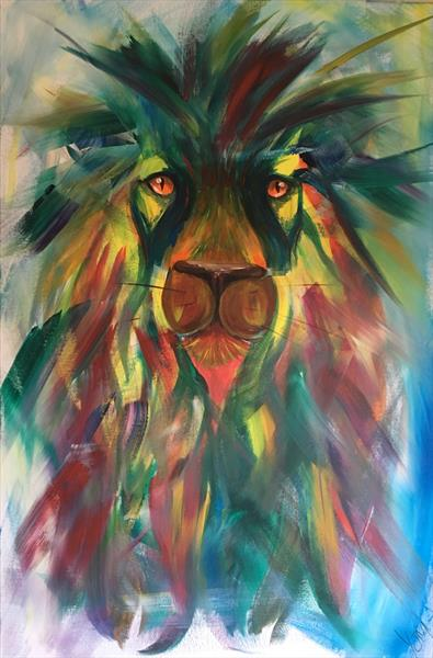 King of the Jungle by Yvonne Martin