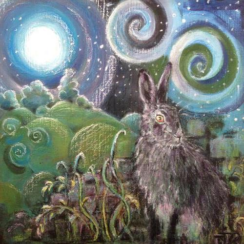 Moonhare by Theresa  Robinson