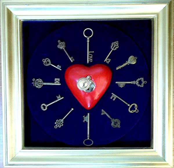 'Key to my Heart' by Ian Lord