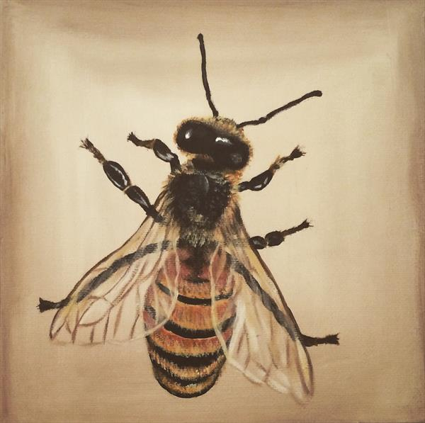 Honey Bee by Jennie James