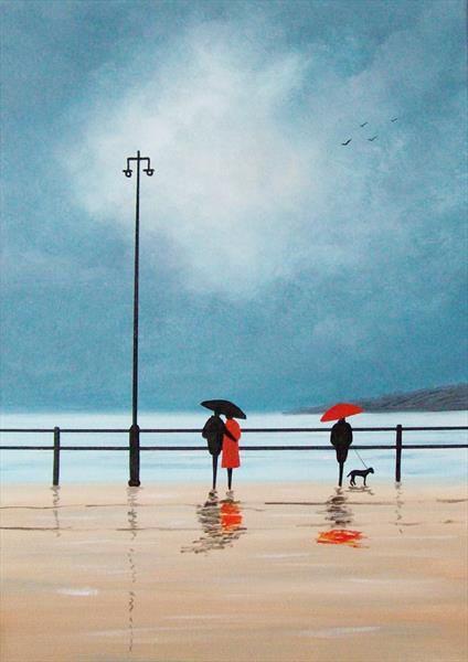 Under Our Umbrellas by Patricia Richards