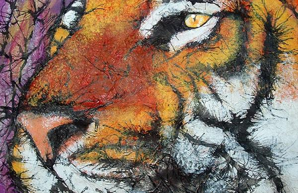Tiger Tiger by Guy Wooles