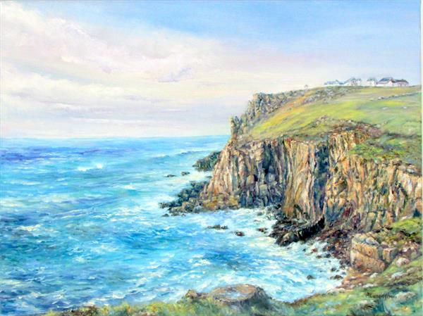 Land's End by Patricia Cunningham