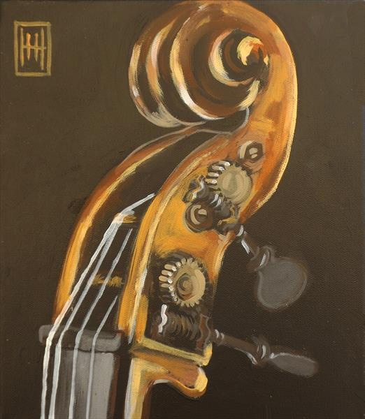 Double Bass - 2 by Humph Hack