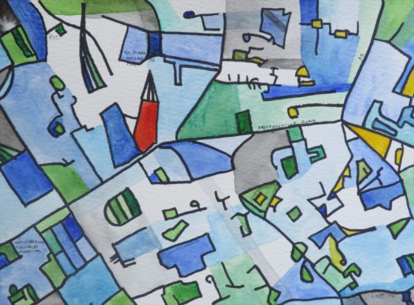 When London Planners Discovered Klee 9/10 by Richard Cole