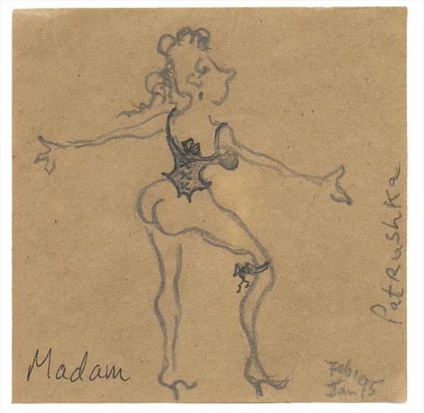 Madam by Patricia Edith Mary Thompson